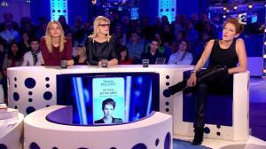 Natacha Polony dans On n'est pas Couché - 13/12/14 - 05