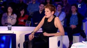 Natacha Polony dans On n'est pas Couché - 13/12/14 - 06