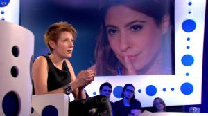 Natacha Polony dans On n'est pas Couché - 13/12/14 - 07