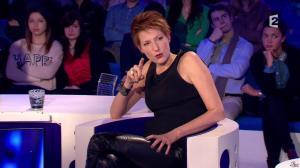 Natacha Polony dans On n'est pas Couché - 13/12/14 - 10