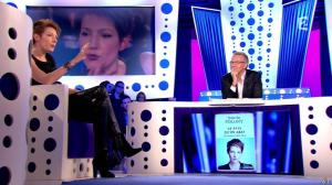 Natacha Polony dans On n'est pas Couché - 13/12/14 - 11