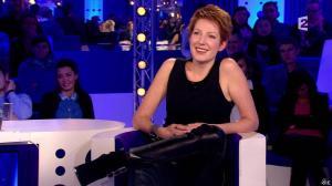 Natacha Polony dans On n'est pas Couché - 13/12/14 - 12