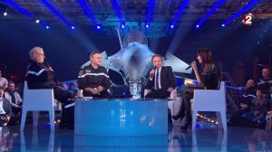 Nolwenn Leroy dans les Stars Fêtent les 15 Ans du Charles de Gaulle - 01/01/15 - 03