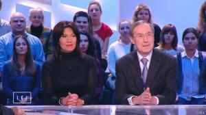 Samia Ghali dans le Grand Journal de Canal Plus - 21/01/15 - 03