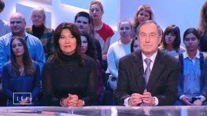 Samia Ghali dans le Grand Journal de Canal Plus - 21/01/15 - 04