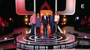 Sandra Lou dans Mot de Passe - 31/01/15 - 08