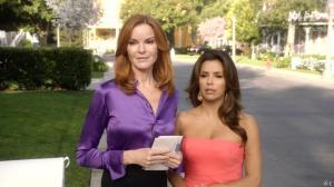 Eva Longoria dans Desperate Housewives - 07/12/15 - 02