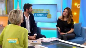 Sandra Lou dans Toute une Histoire - 27/11/15 - 04