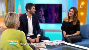 Sandra Lou dans Toute une Histoire - 27/11/15 - 06