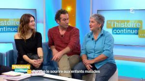 Sandra Lou dans Toute une Histoire - 27/11/15 - 08