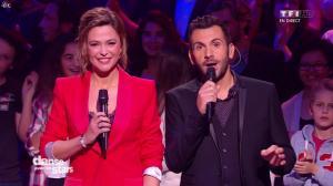 Sandrine Quétier dans Danse avec les Stars - 05/12/15 - 05