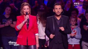 Sandrine Quétier dans Danse avec les Stars - 05/12/15 - 06