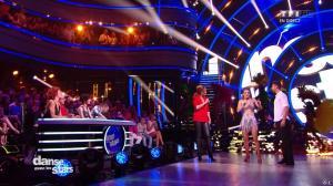 Sandrine Quétier dans Danse avec les Stars - 05/12/15 - 08