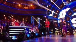 Sandrine Quétier dans Danse avec les Stars - 05/12/15 - 10