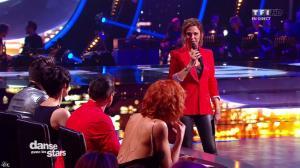 Sandrine Quétier dans Danse avec les Stars - 05/12/15 - 11