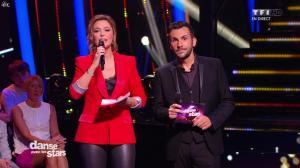 Sandrine Quétier dans Danse avec les Stars - 05/12/15 - 14