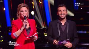 Sandrine Quétier dans Danse avec les Stars - 05/12/15 - 18