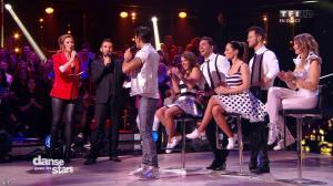 Sandrine Quétier dans Danse avec les Stars - 05/12/15 - 19