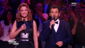 Sandrine Quétier dans Danse avec les Stars - 06/11/15 - 01