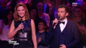 Sandrine Quétier dans Danse avec les Stars - 06/11/15 - 02
