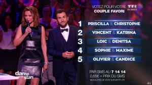 Sandrine Quétier dans Danse avec les Stars - 06/11/15 - 03