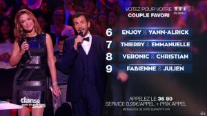 Sandrine Quétier dans Danse avec les Stars - 06/11/15 - 04