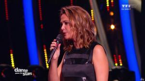 Sandrine Quétier dans Danse avec les Stars - 06/11/15 - 09