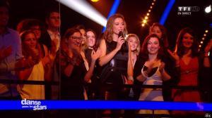 Sandrine Quétier dans Danse avec les Stars - 06/11/15 - 10