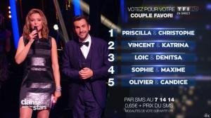 Sandrine Quétier dans Danse avec les Stars - 06/11/15 - 11