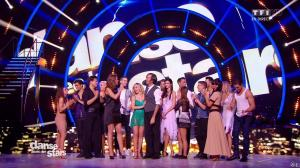 Sandrine Quétier dans Danse avec les Stars - 06/11/15 - 12