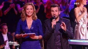 Sandrine Quétier dans Danse avec les Stars - 12/12/15 - 05