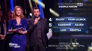 Sandrine Quétier dans Danse avec les Stars - 12/12/15 - 07