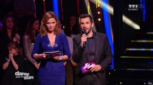 Sandrine Quétier dans Danse avec les Stars - 12/12/15 - 08
