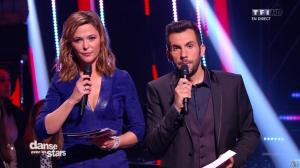 Sandrine Quétier dans Danse avec les Stars - 12/12/15 - 09