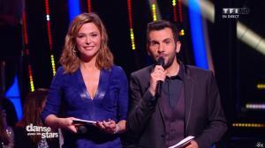 Sandrine Quétier dans Danse avec les Stars - 12/12/15 - 10