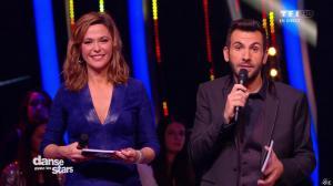 Sandrine Quétier dans Danse avec les Stars - 12/12/15 - 12