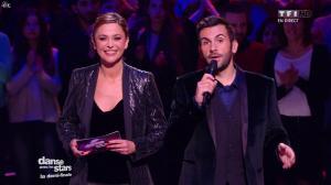 Sandrine Quétier dans Danse avec les Stars - 18/12/15 - 02