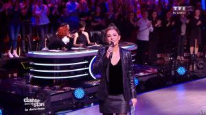 Sandrine Quétier dans Danse avec les Stars - 18/12/15 - 09