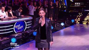 Sandrine Quétier dans Danse avec les Stars - 18/12/15 - 10