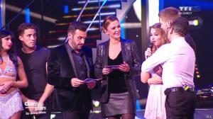 Sandrine Quétier dans Danse avec les Stars - 18/12/15 - 13
