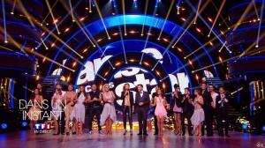 Sandrine Quétier dans Danse avec les Stars - 21/11/15 - 01