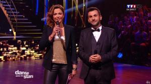 Sandrine Quétier dans Danse avec les Stars - 21/11/15 - 02