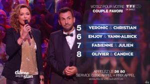Sandrine Quétier dans Danse avec les Stars - 21/11/15 - 04