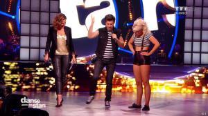 Sandrine Quétier dans Danse avec les Stars - 21/11/15 - 07
