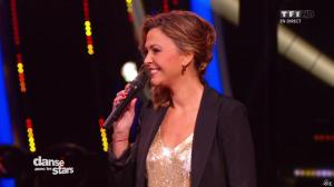 Sandrine Quétier dans Danse avec les Stars - 21/11/15 - 10