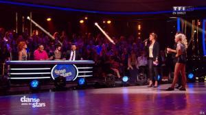 Sandrine Quétier dans Danse avec les Stars - 21/11/15 - 11