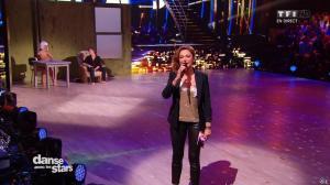 Sandrine Quétier dans Danse avec les Stars - 21/11/15 - 12