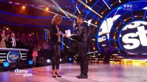 Sandrine Quétier dans Danse avec les Stars - 21/11/15 - 16