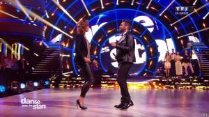 Sandrine Quétier dans Danse avec les Stars - 21/11/15 - 17