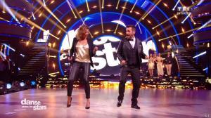 Sandrine Quétier dans Danse avec les Stars - 21/11/15 - 21